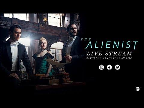 The Alienist  Cast Q&A and Special Sneak Peek  TNT