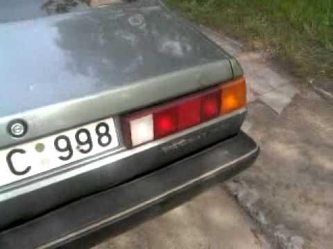 Volkswagen Passat Carat/32b 1986