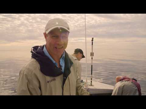 Seafood Escape With ET: Gulf St Vincent Fisherman's Basket, S2E5, Fishing Clip #1