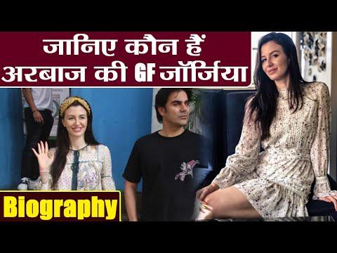 Arbaaz Khan's GF Giorgia Andriani Biography: Know all about Arbaaz's GF Giorgia | FilmiBeat Mp3