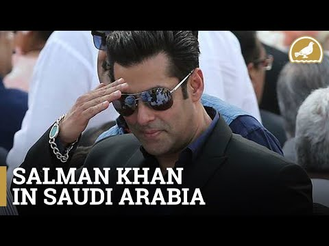 Salman Khan Visited Dammam, Saudi Arabia At Ithra