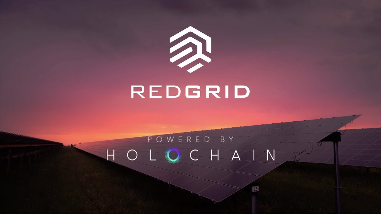 Ceptr redgrid | the internet of energy powered by holochain