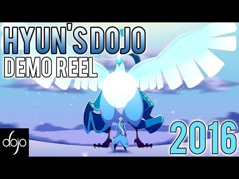 Hyun's Dojo Studio  Demo Reel 2016