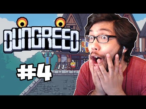 Dungreed Let's Play - LITTLE LORD OF DEVIL! | #4 | Dungreed Gameplay / Dungreed Playthrough