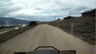 trading post & dream ranch rv park colorado   8-2012.MP4