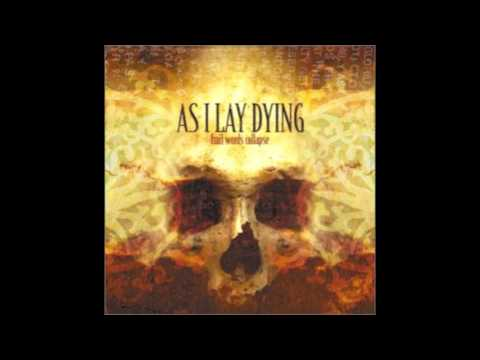 As I Lay Dying - Behind Me Lies Another Fallen Soldier GUITAR COVER (Instrumental) mp3