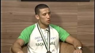 Câmara Entrevista - Participação do atleta de Jiu Jtsu Ismael