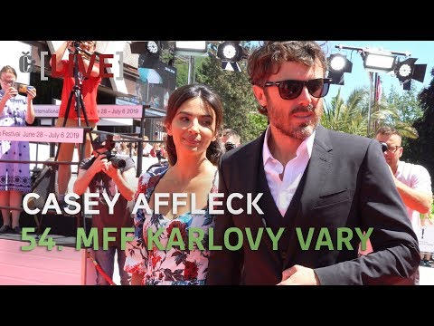 54. KVIFF: Casey Affleck Uvádí Snímek Světlo Mého života