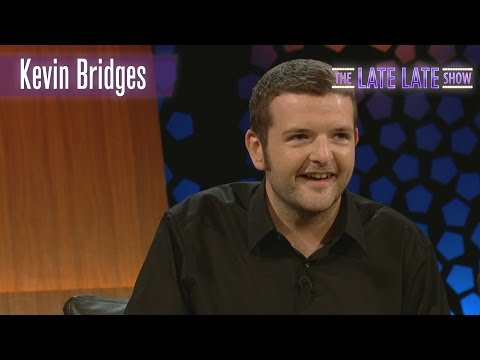 Soup, Toasties and Accents with Kevin Bridges | The Late Late Show