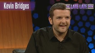 Soup Toasties and Accents with Kevin Bridges  The Late Late Show