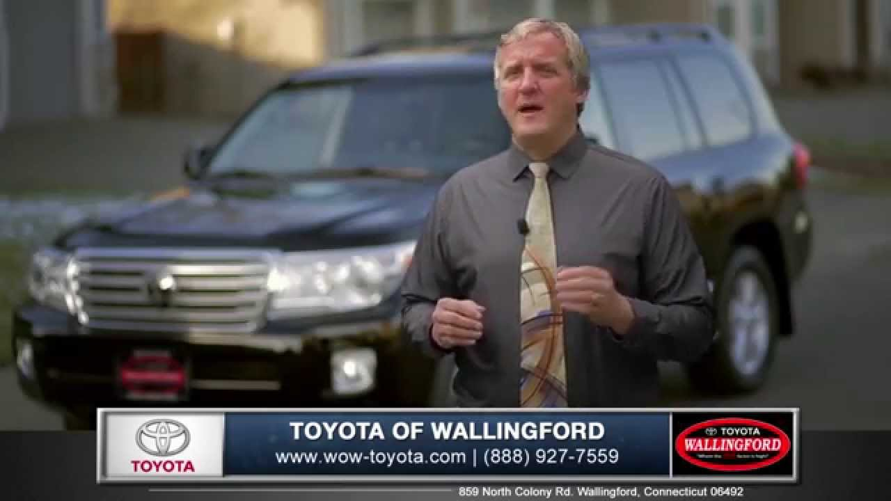 Great 2015 Toyota Land Cruiser Review | Toyota Of Wallingford   Toyota Dealer  Near Woodbridge, Ct