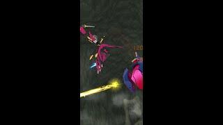 #アリスギア 周回コース Lv200 リコサアラゴギ メイン九炉鉄悠都サポ籠目深沙希(サブ:シタラ・モビ)