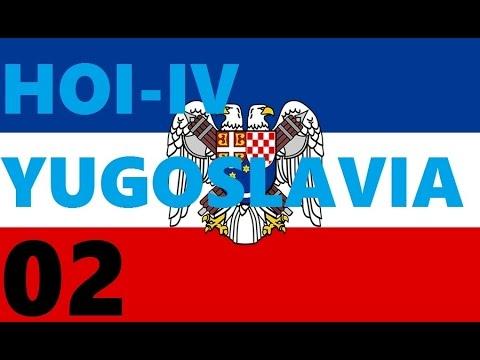 Hearts of Iron IV: Yugoslavia-2-Romanian War