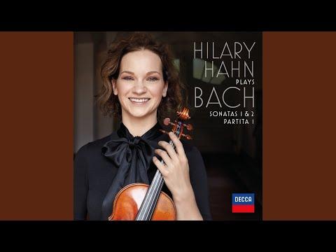 J.S. Bach: Partita for Violin Solo No. 1 in B Minor, BWV 1002 - 5. Sarabande