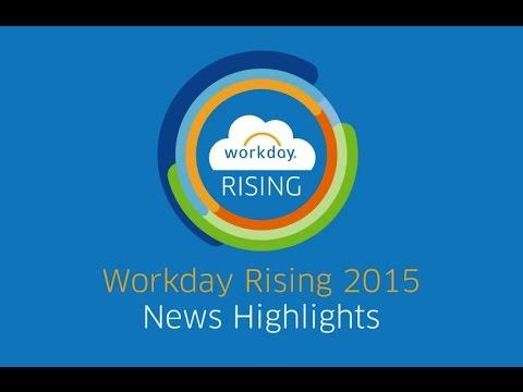 Workday Rising Las Vegas 2015 Keynote Highlights