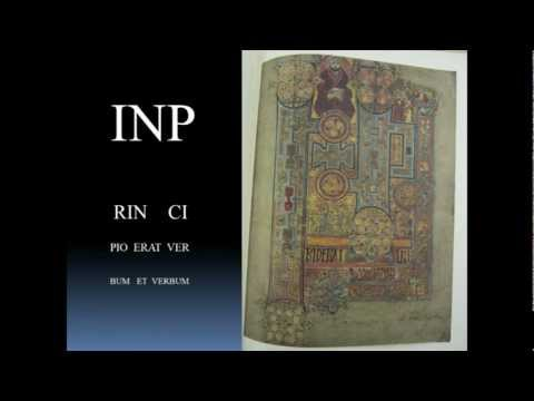 Richard Sharpe - Irish manuscripts and the complex page