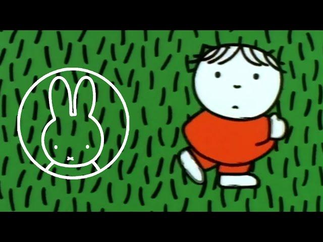 stoeprand… stop! • nijntje de originele serie