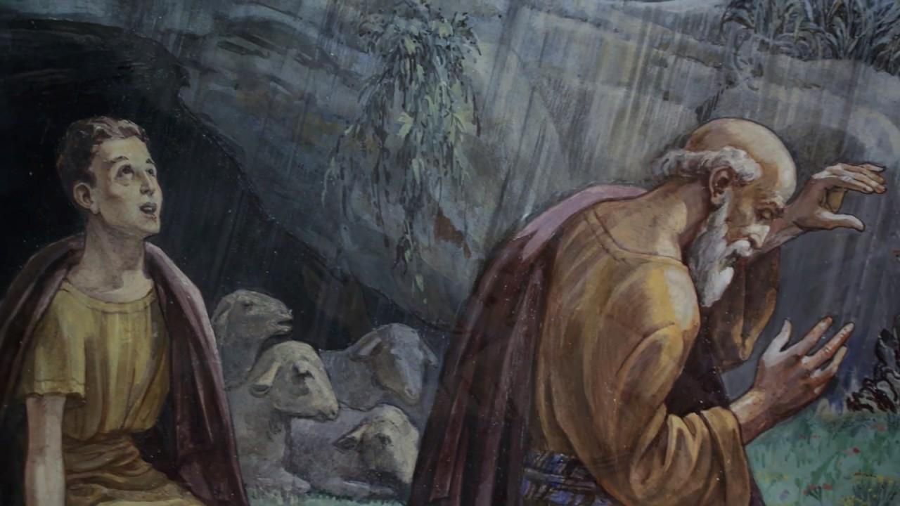 ملء الزمان - (٧) الملائكة والرعاة