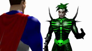 """City of Heroes """"Day Jobs"""" video"""