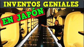 10 Inventos geniales que solo existen en japón