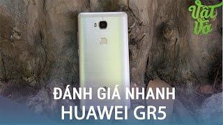 Vật Vờ| Đánh giá nhanh Huawei GR5: flagship phân khúc tầm trung cho giới trẻ(Xem thông số cấu hình Huawei GR5: http://reviewdao.vn/p165/Huawei-GR5.html Xem bài viết trên tay Huawei GR5: ..., 2016-03-04T12:30:09.000Z)