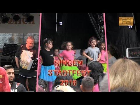 Singen am Hohentwiel Stadtfest 2016