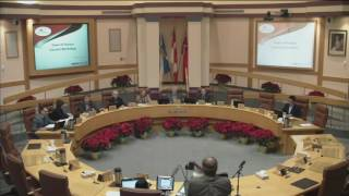 Youtube video::Special Council Workshop from December 14, 2016