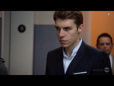 Nolan Gerard Funk in Major Crimes : Full Appearance