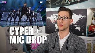 [2017 MAMA] BTS - Cypher + Mic Drop Performance Reaction