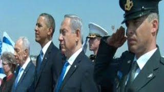 باراك أوباما يزور الشرق الأوسط وإيران على رأس الملفات