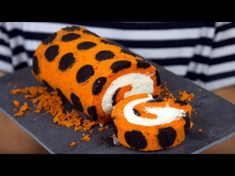 recette-du-gâteau-roulé-spécial-halloween-(halloween-swiss-roll)---william's-kitchen