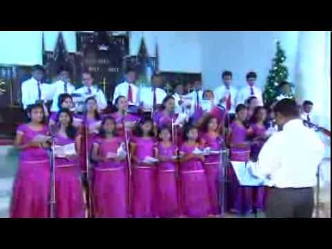 'Listen To The Angels Sing' : CSI Christ Church, Alleppey, Carols 2013