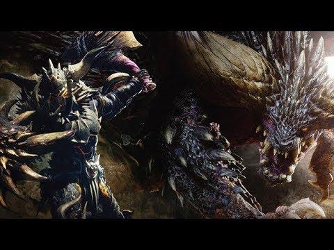 [FR]Monster hunter world chasse au programme ce soir