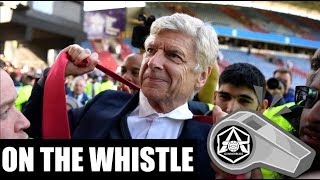 On the Whistle: Huddersfield 0-1 Arsenal -