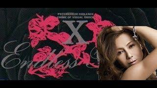 ENDLESS RAIN 作詞 Yoshiki 作曲 Yoshiki 歌 中村あゆみ 2008年.