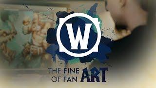 The Fine Art of Fan Art : Thomas Karlsson, graphiste