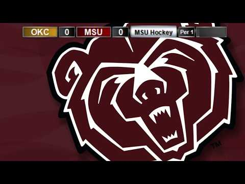 Missouri State Hockey vs Oklahoma City - 9/3/17