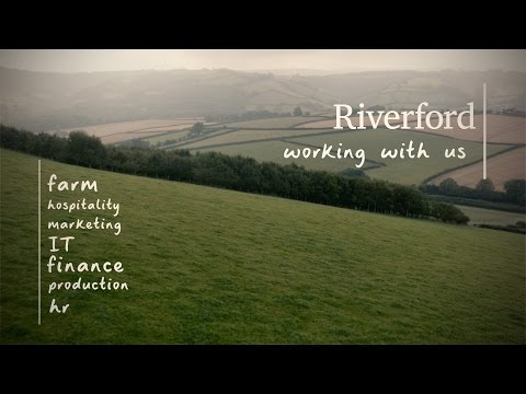 Working with Riverford - an ethical business with  real food at its heart