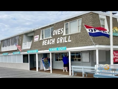 Oves Beach Grill In Ocean City Preparing For Memorial Day Weekend