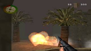 Medal of Honor Underground PSX HD Mission 4 Chapter 2 Gameplay