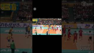 Volleyball team-Japan like and subscribe