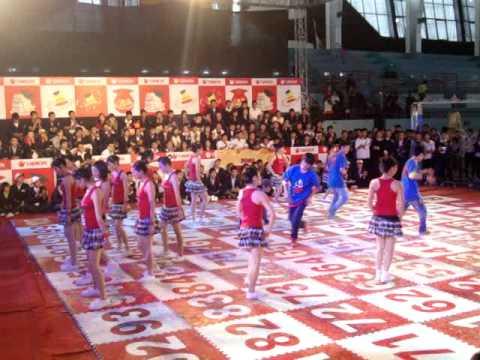 Aerobic HUMG Rung chuong vang