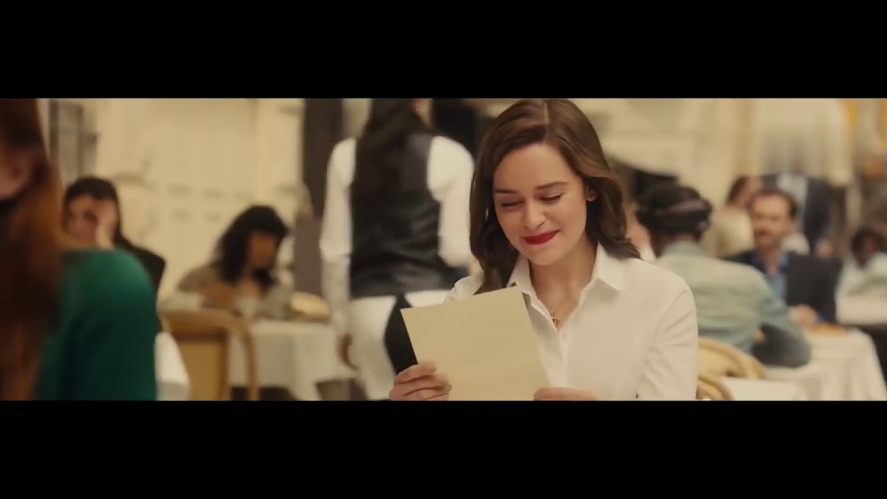 Download Me before you ending scene