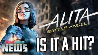 Alita Opens #1: Is It a Hit? - Charting with Dan!
