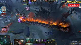 DOTA 2 - WITCH DOCTOR PRO WINNER RECOMMENDED SUPPORT 7.23