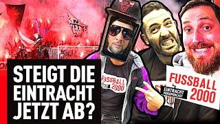 Frankfurt-Wahnsinn gegen Schalke & Eskalation auf Zypern! | FUSSBALL 2000 - Eintracht-Videopodcast
