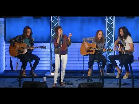 Greta Van Fleet's Exclusive Performance of 'You're The One'