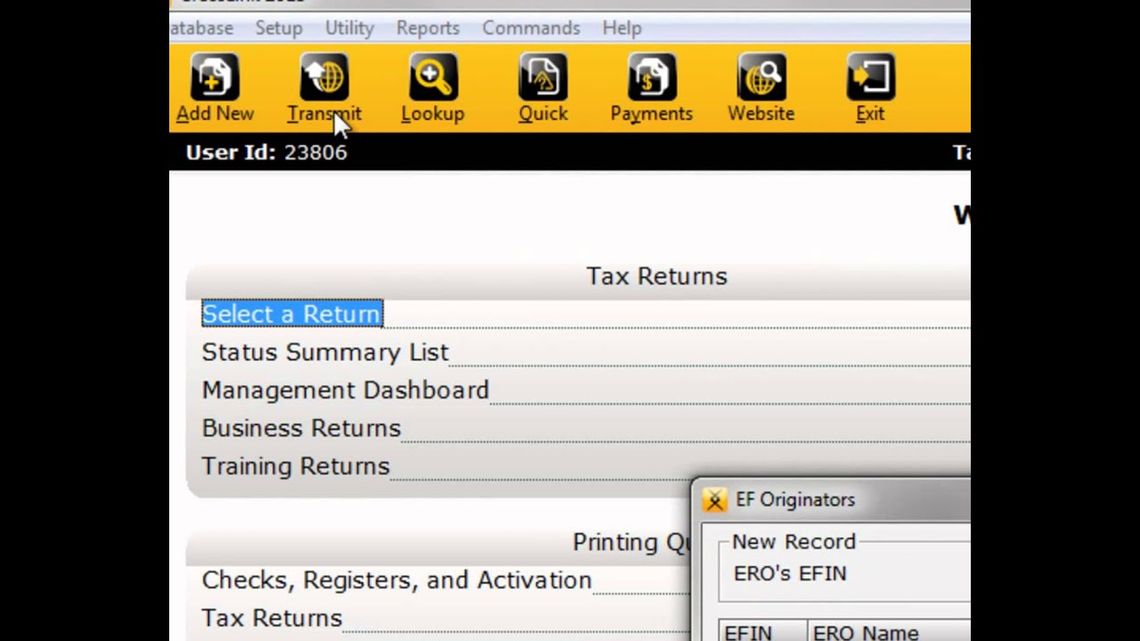OLD - Installing and Using a Signature Pad w/ CrossLink Professional Tax  Software
