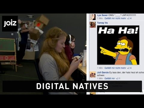 Digital Natives in real life