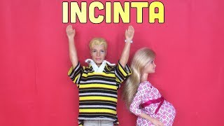 Barbie's Adventures Incinta